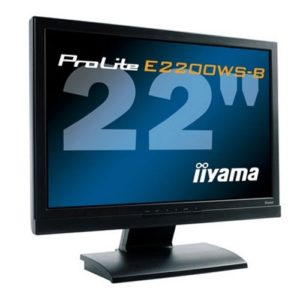 Монитор бу iiyama E2200WS