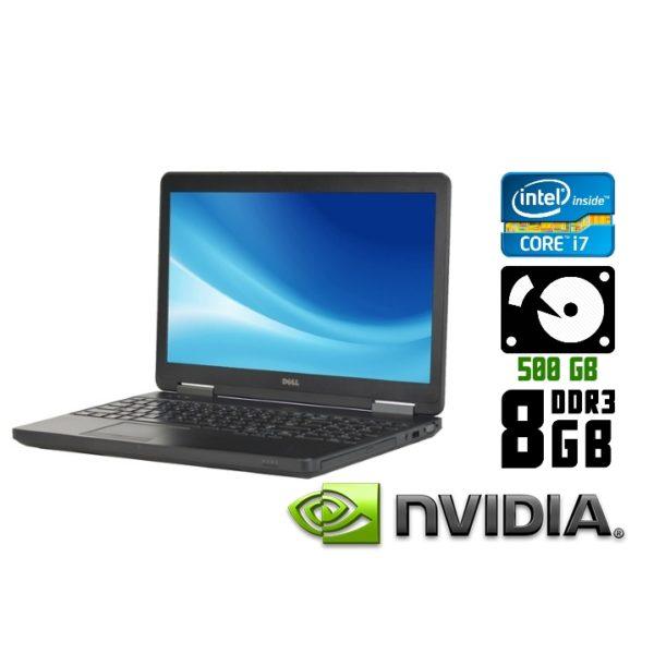 Ноутбук бу Dell Latitude E5540