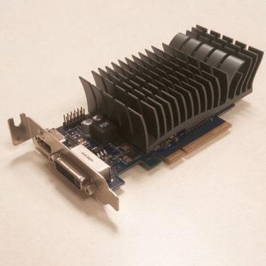 Игровая видеокарта Asus GeForce GT 730