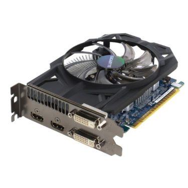 Игровая видеокарта Gigabyte GeForce GTX 750 Ti - 2 Гб (GDDR5)