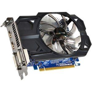 Игровая видеокарта Gigabyte GeForce GTX 750 - 2 Гб (GDDR5)