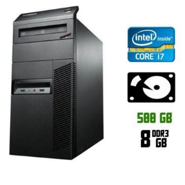 Игровой компьютер бу Lenovo ThinkCentre M92p