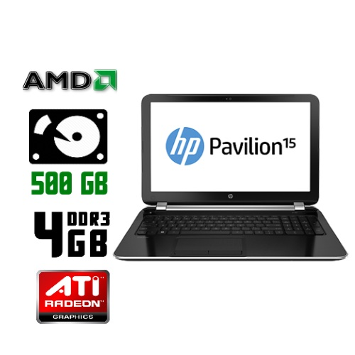 noutbook-bu-HP-Pavilion-15-n-amd-hdd-500-gb-ввк3-4-gb-radeon