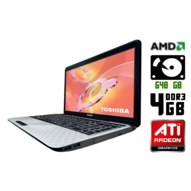 Ноутбук бу Toshiba Satellite L750