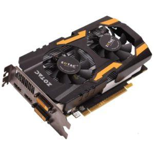 Игровая видеокарта Zotac GeForce GTX 650 Ti - 2 ГБ (GDDR5)