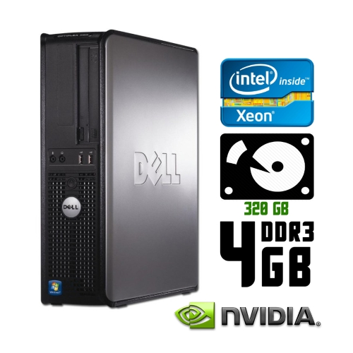Компьютер бу DELL OptiPlex 380SFF