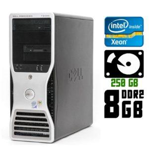 Компьютер бу DELL Precision T3400