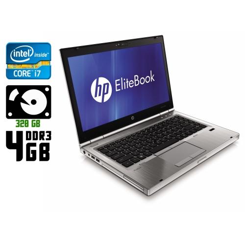 Ноутбук бу HP Elitebook 8560p