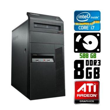 Компьютер бу Lenovo ThinkCentre M92p ATX