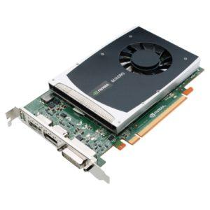 Видеокарта для рендеринга NVIDIA Quadro 2000