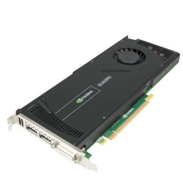 Видеокарта для рендеринга NVIDIA Quadro 4000