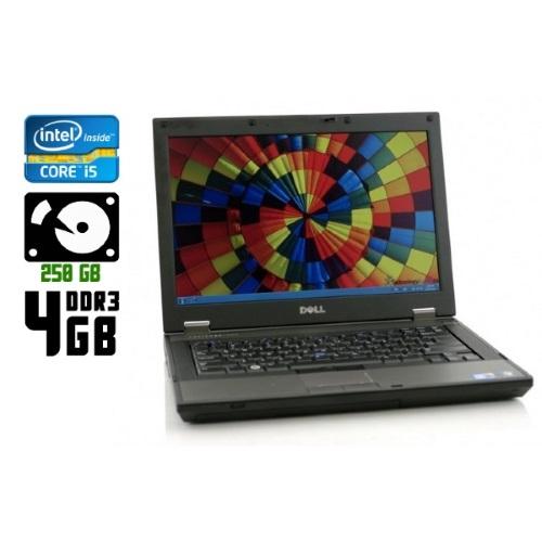 Ноутбук бу Dell Latitude E5410