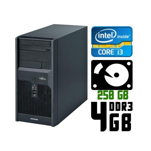 Компьютер бу Fujitsu Esprimo p2760