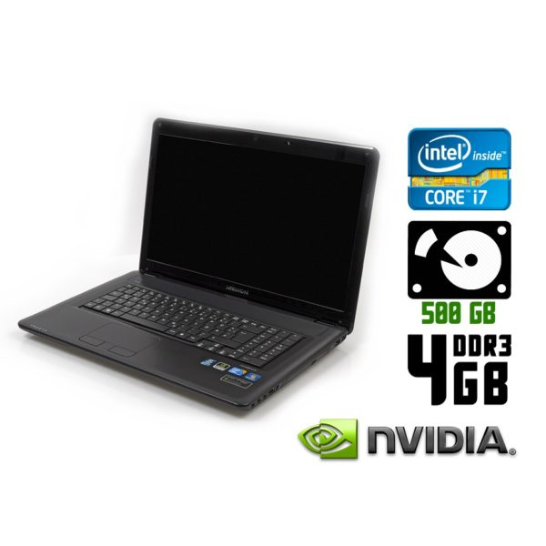 Ноутбук бу medion akoya p7618