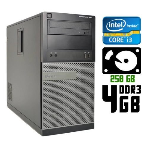 Компьютер бу Dell Optiplex 390