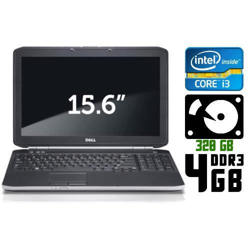 Ноутбук бу Dell Dell latitude E5520
