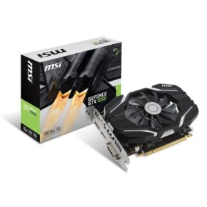Видеокарта MSI Geforce GTX 1050