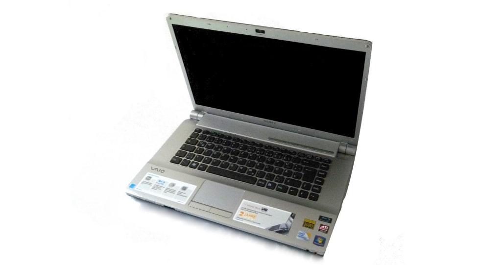 Фото ноутбука Sony VAIO VGN-FW51MF