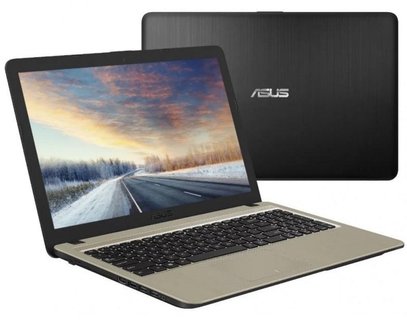 Ноутбук Asus для работы и игр