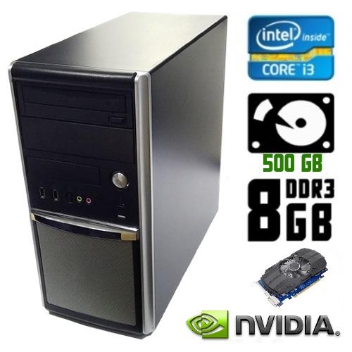 Компьютер бу Chieftec Intel