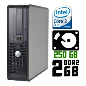 Компьютер бу Dell OptiPlex 755 SFF
