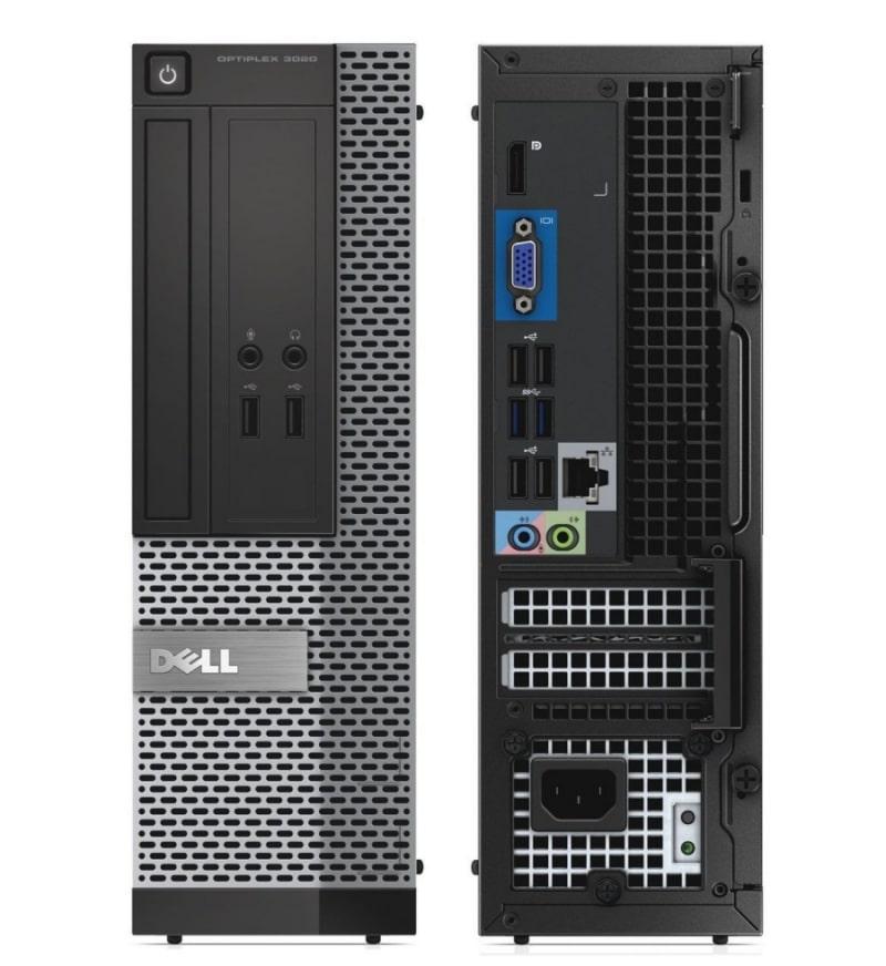 Фото компактного компьютера Dell Optiplex 3020