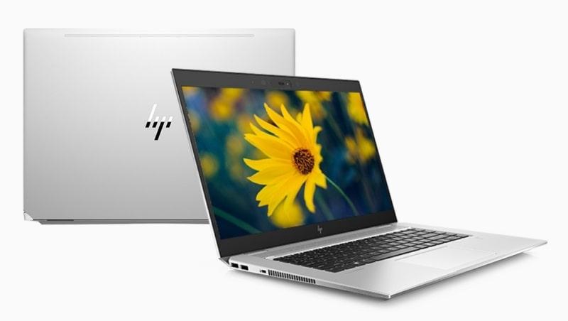 Стильный ноутбук от HP