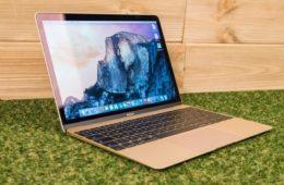Ноутбук от Apple из США