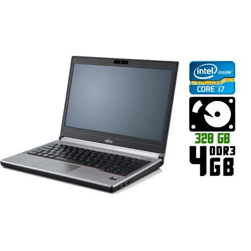 Ноутбук бу Fujitsu LifeBook E743