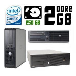 Компьютер бу Dell/HP/Lenovo