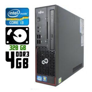 Компьютер бу Fujitsu Esprimo C720