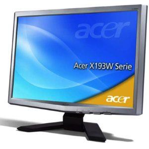 Монитор бу Acer X193W