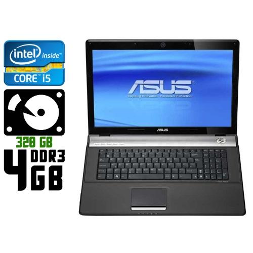 Ноутбук бу Asus N71J