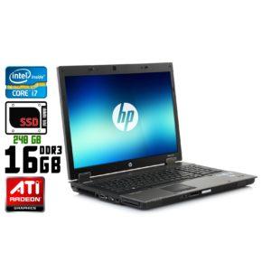 Ноутбук бу HP EliteBook 8740w