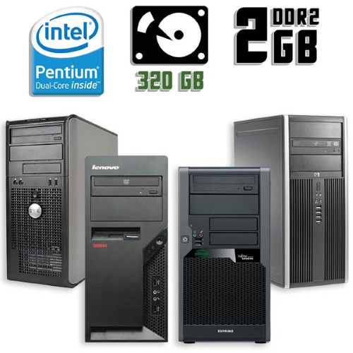 Dell/HP/Lenovo