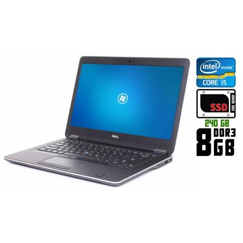 Ноутбук бу Dell latitude E7440
