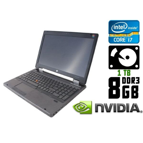 HP EliteBook 8560w
