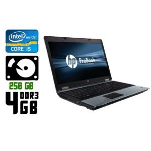 Ноутбук бу HP Probook 6550b