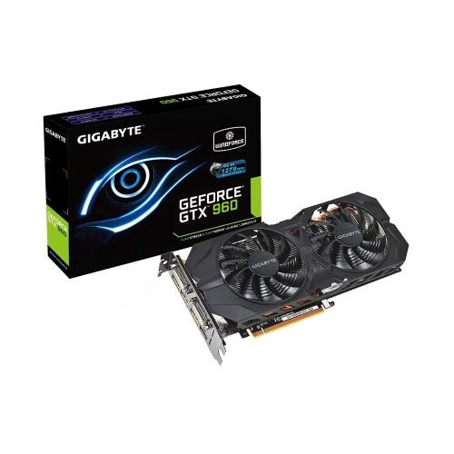 Видеокарта бу Gigabyte GeForce GTX 960
