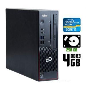 Компьютер бу Fujitsu Esprimo SFF C700(710)