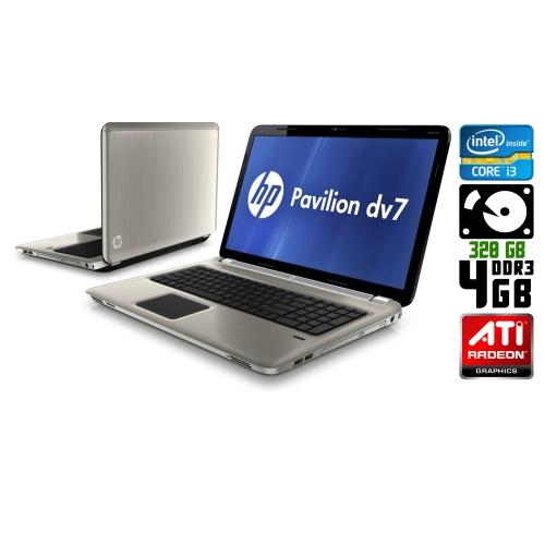 Ноутбук бу HP Pavilion DV7