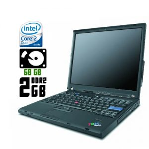 Ноутбук бу Lenovo ThinkPad T60