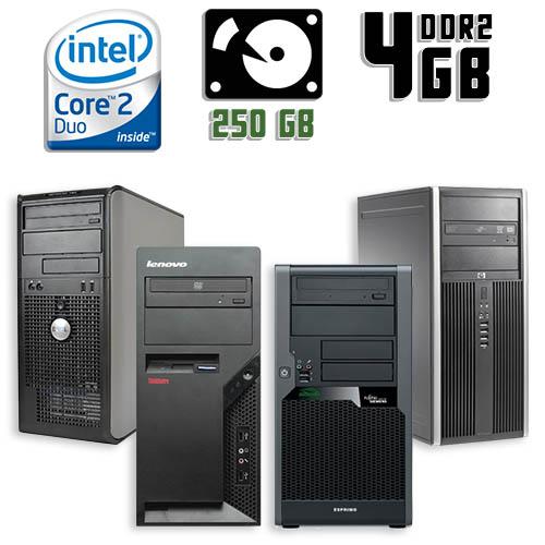 Компьютеры бу Dell/HP/Lenovo