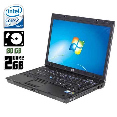 Ноутбук бу HP Compaq nc6400