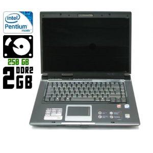 Ноутбук бу Asus Pro 55