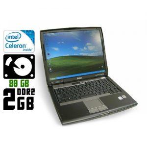 Ноутбук бу Dell Latitude D520