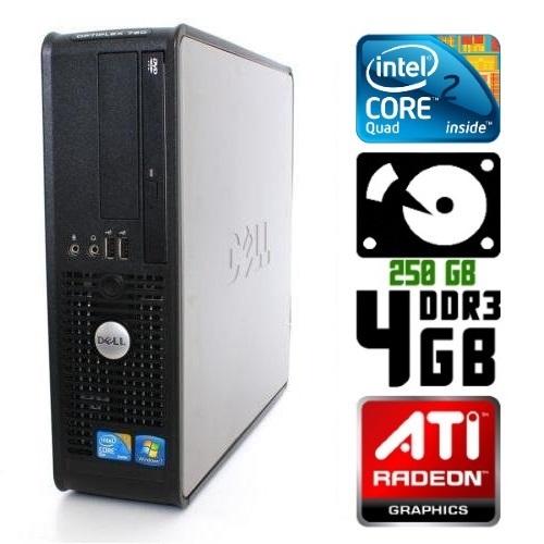 Компьютер бу DELL OptiPlex 780SFF