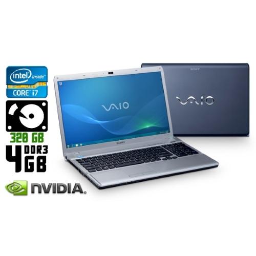 Ноутбук бу Sony VAIO VPCF1