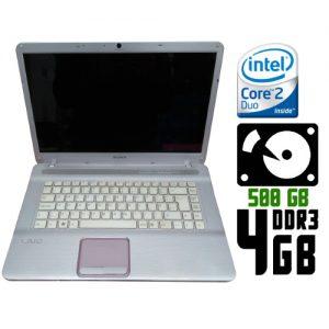 Ноутбук бу Sony Vaio PCG-7186M
