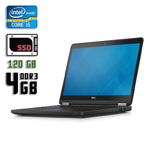 Ноутбук бу Dell Latitude E5250